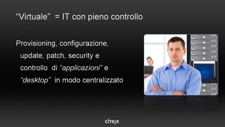 update, patch, security e controllo