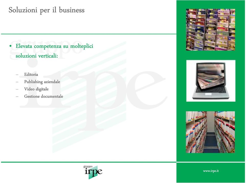 verticali: Editoria Publishing