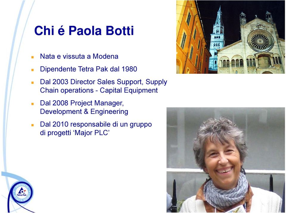 operations - Capital Equipment Dal 2008 Project Manager,