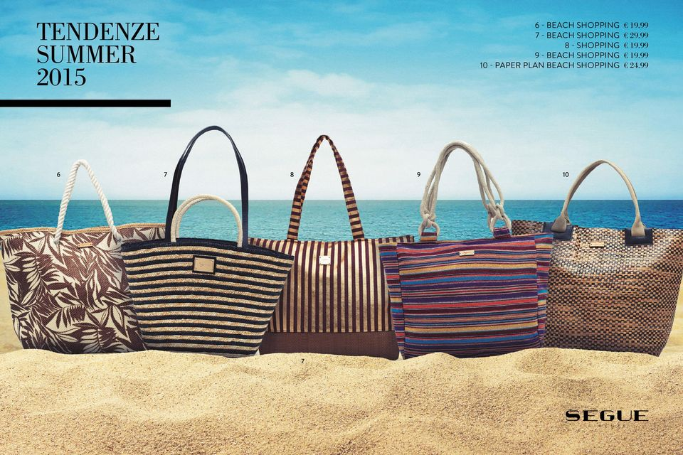 SHOPPING 9 - BEACH SHOPPING 10 -