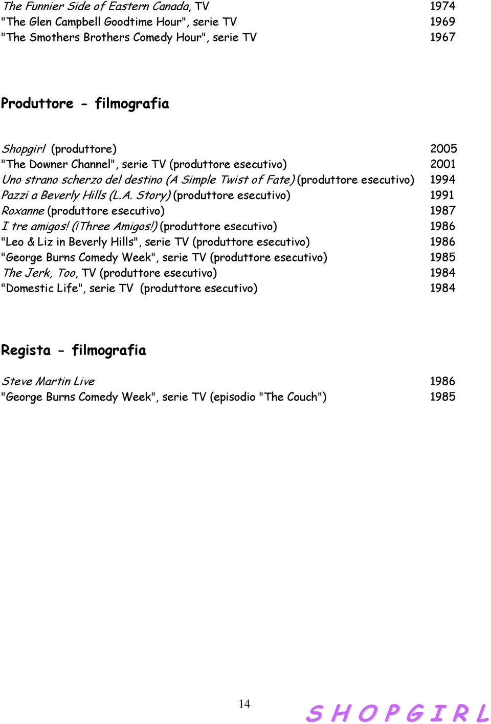 ( Three Amigos!