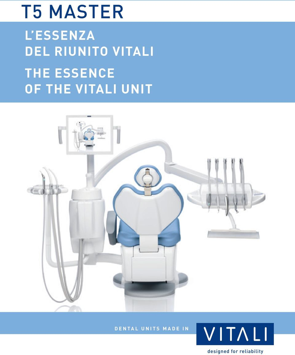 VITALI UNIT DENTAL UNITS