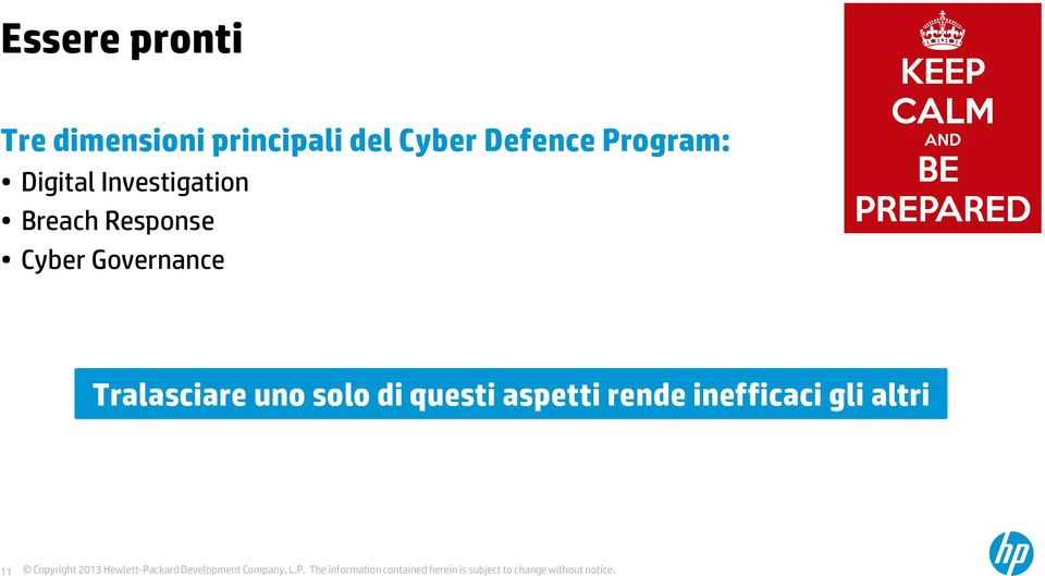 Breach Response Cyber Governance Tralasciare