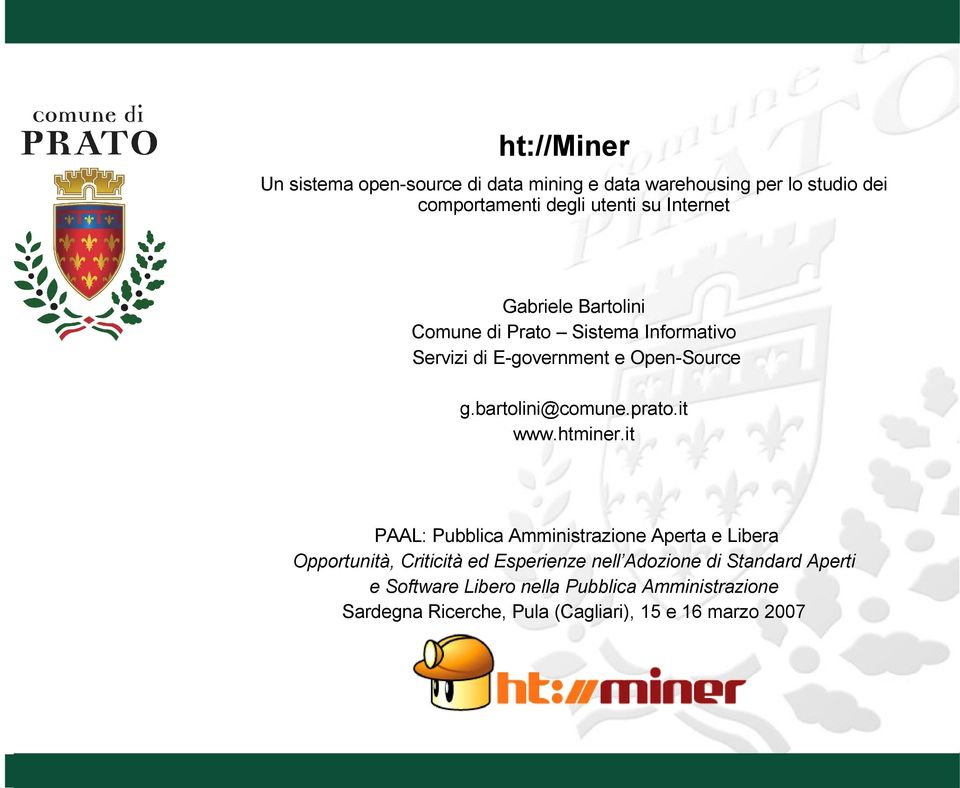 prato.it www.htminer.