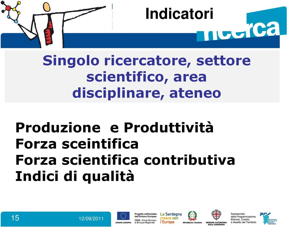 sceintifica Forza scientifica