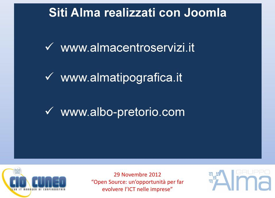 almacentroservizi.it www.