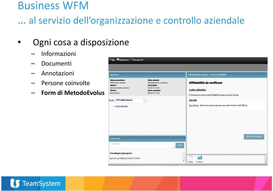 disposizione Informazioni Documenti