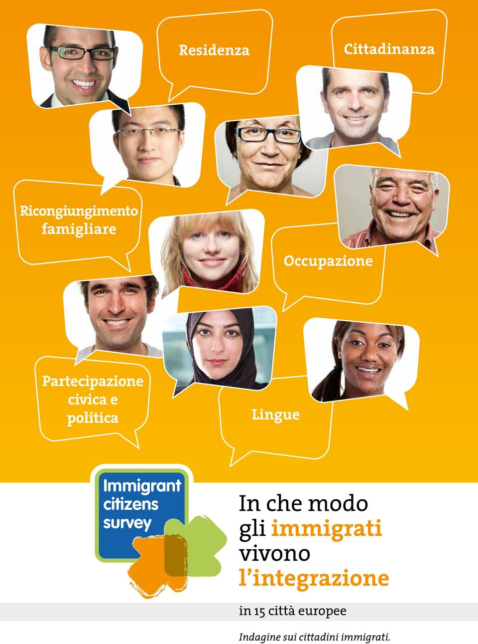 Immigrant citizens survey In che modo gli immigrati