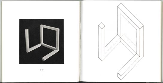 18. Incomplete open cubes, New York, The John Weber Gallery, 1974; 20,4x20,2 cm., brossura, pp.(264), copertina bianca con titolo in nero.