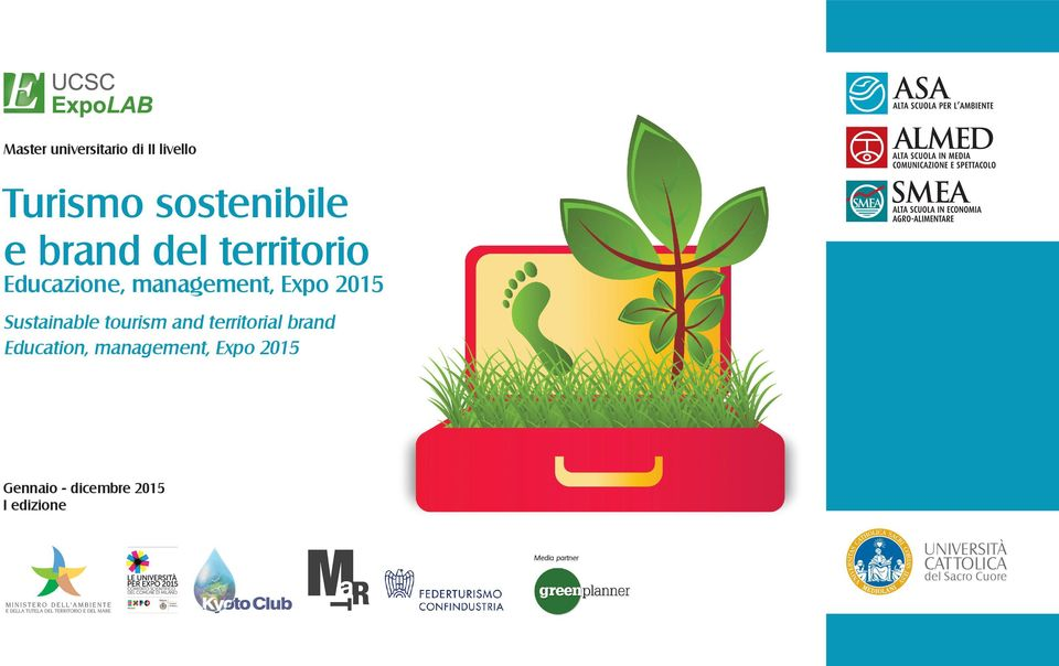 Sustainable tourism and territorial brand Education,