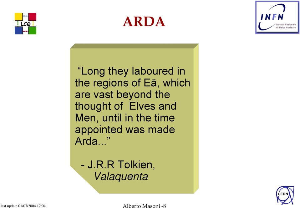 Men, until in the time appointed was made Arda.