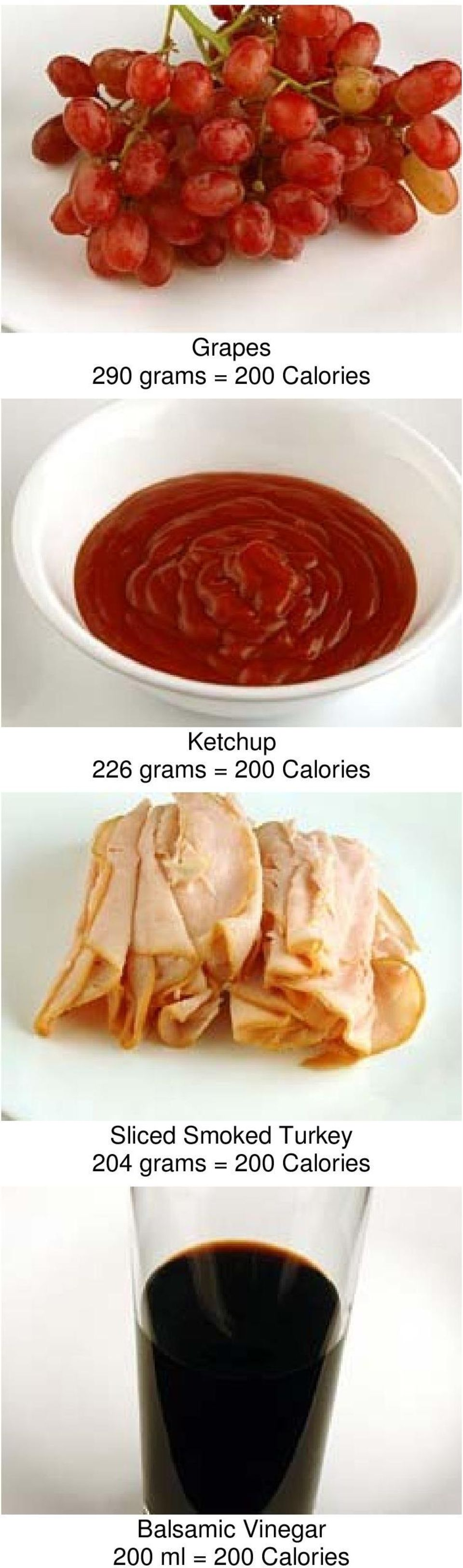 Sliced Smoked Turkey 204 grams = 200