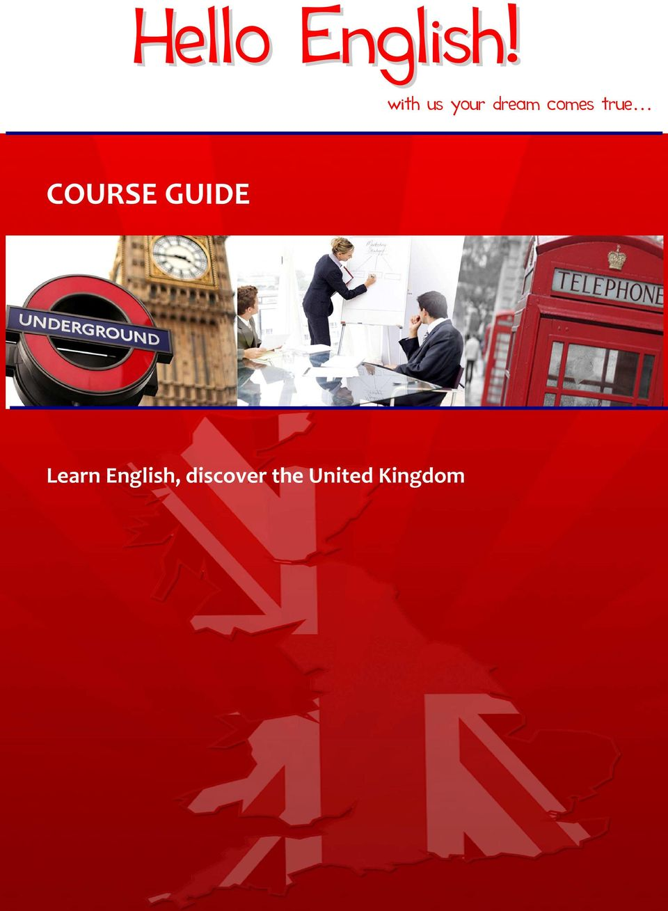 true COURSE GUIDE Learn