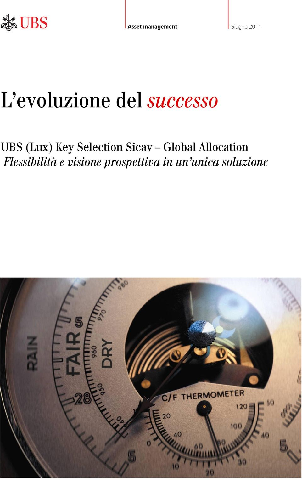Selection Sicav Global Allocation