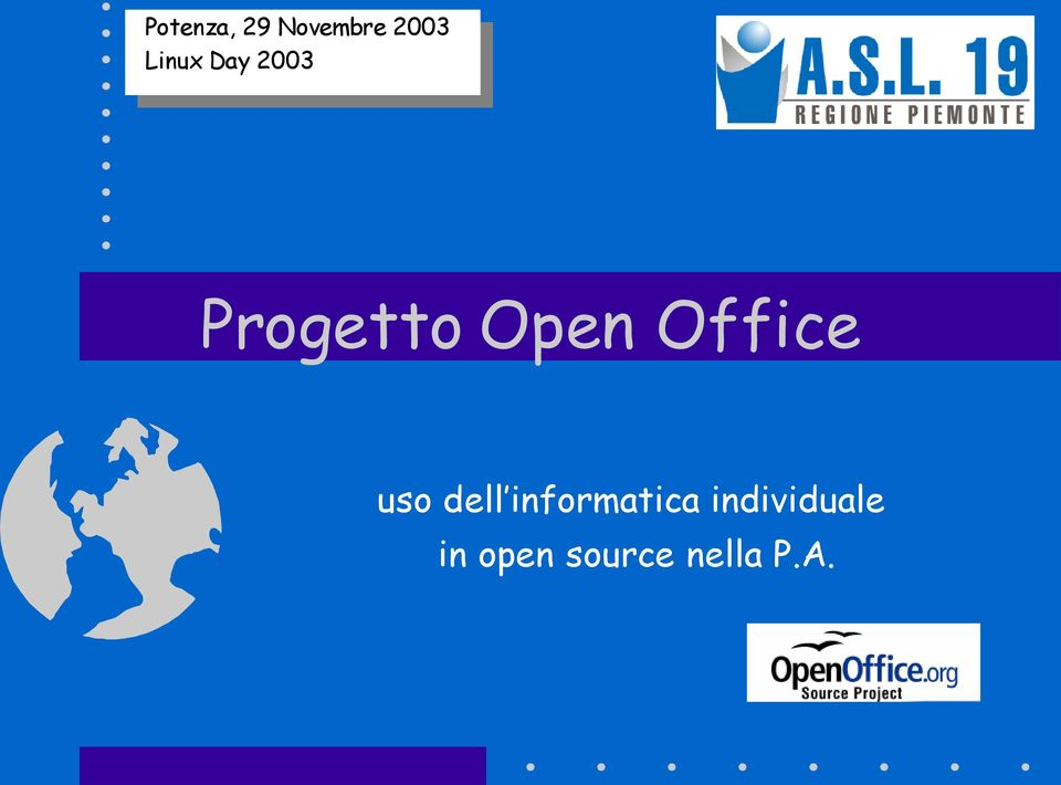 Office uso dell informatica