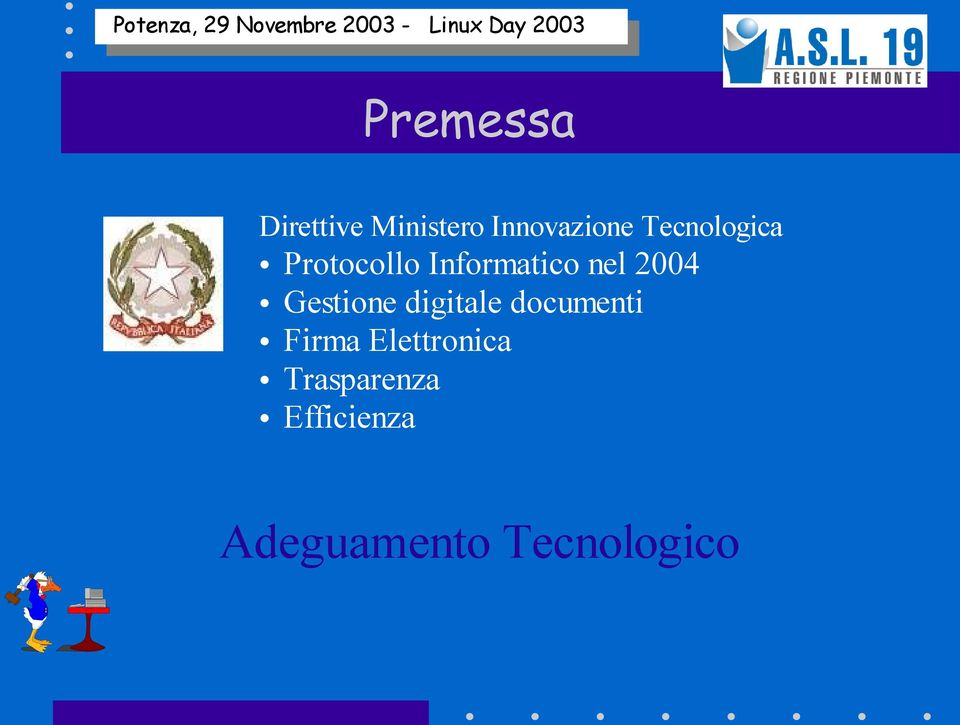 Gestione digitale documenti Firma