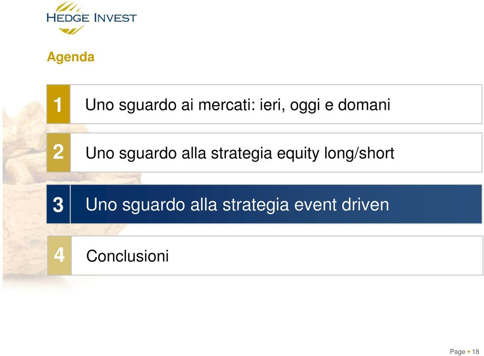 strategia equity long/short 3 4 Uno