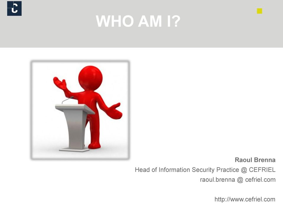 Information Security Practice