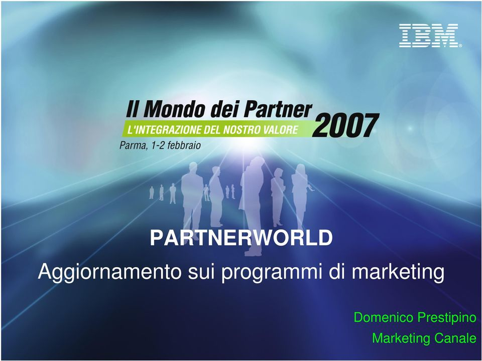 programmi di marketing