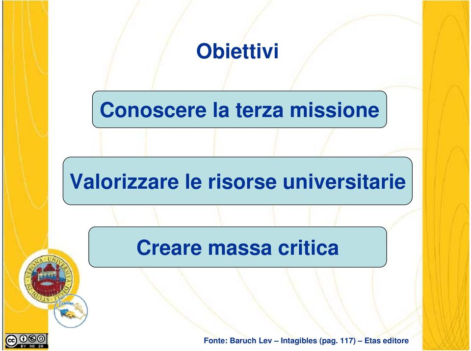 universitarie Creare massa critica