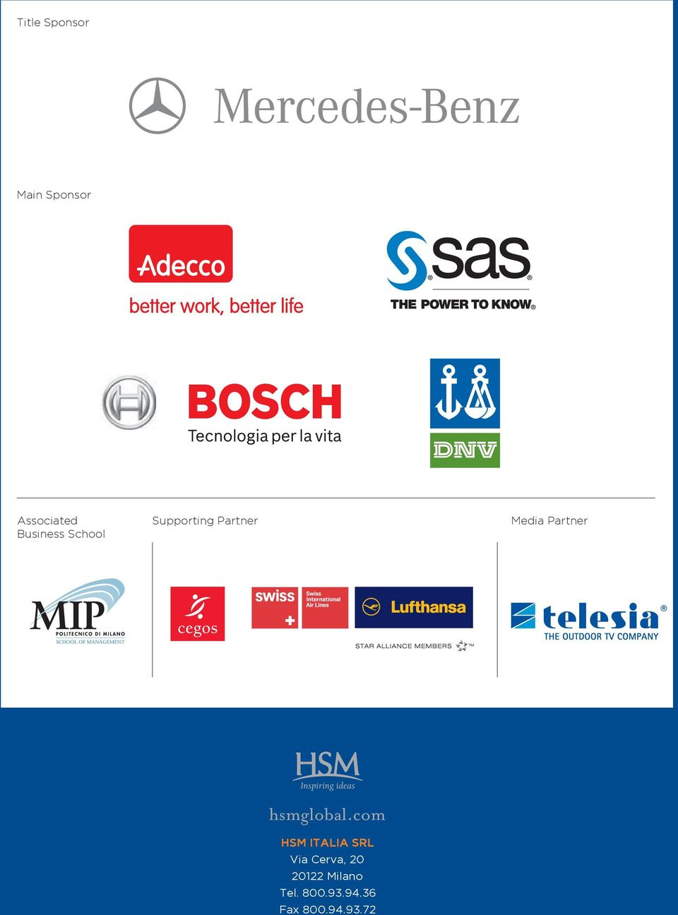 Partner hsmglobal.
