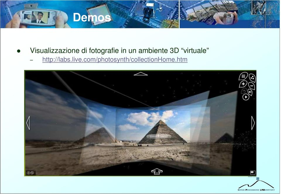 virtuale http://labs.live.