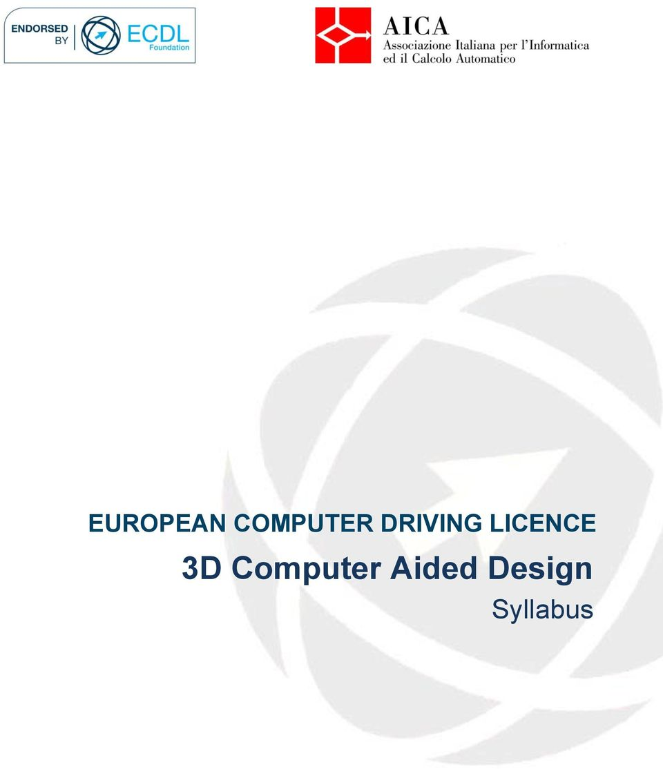 LICENCE 3D