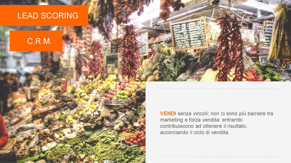 barriere tra marketing e forza vendita: