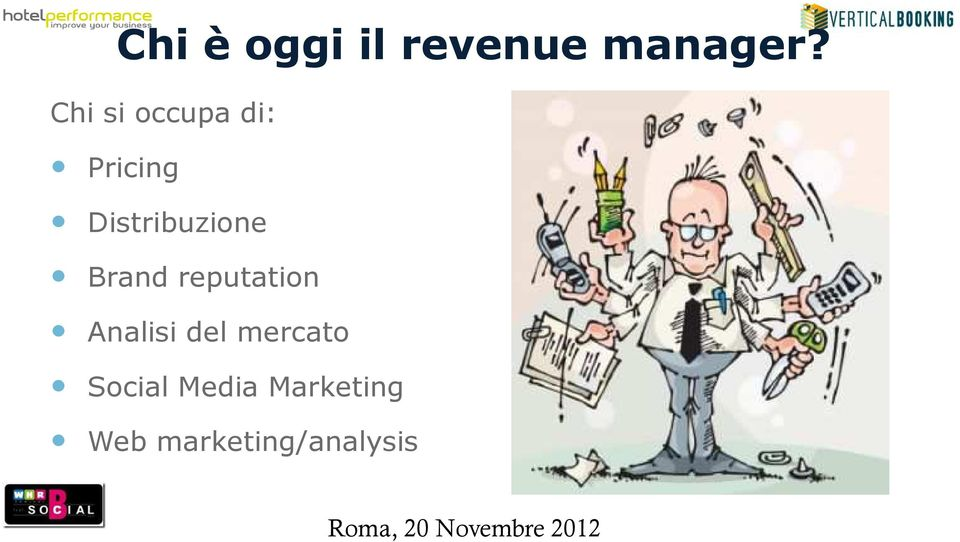 Distribuzione Brand reputation