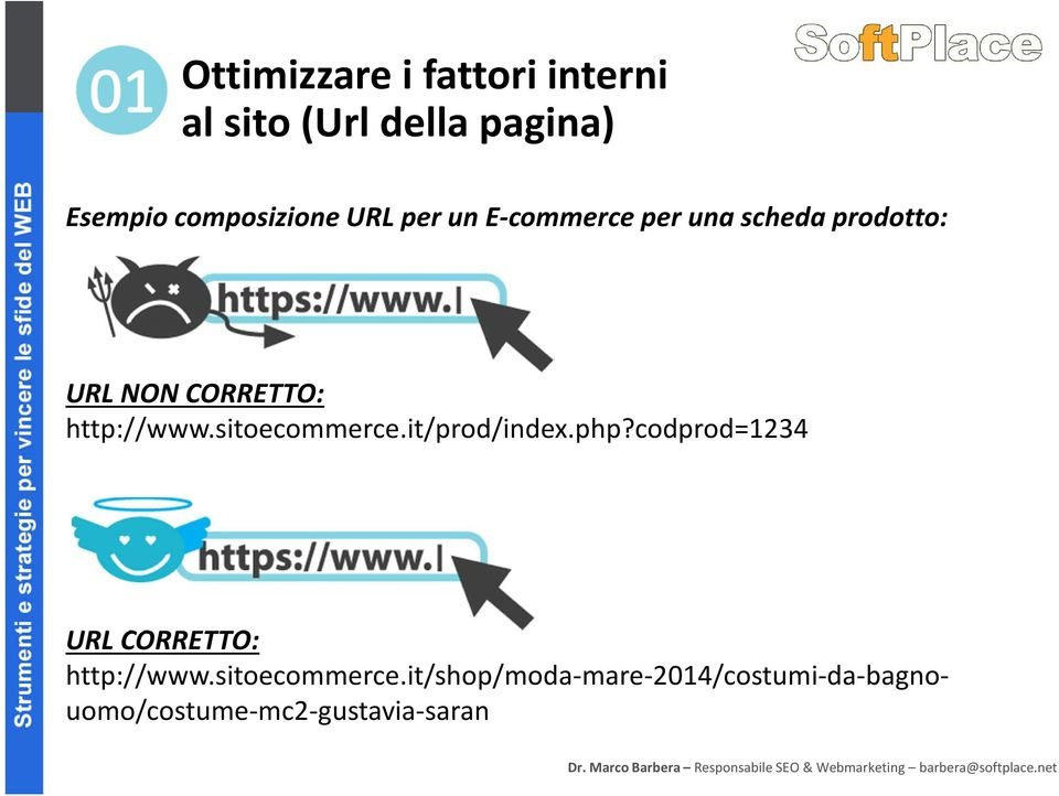 sitoecommerce.it/prod/index.php?codprod=1234 URL CORRETTO: http://www.