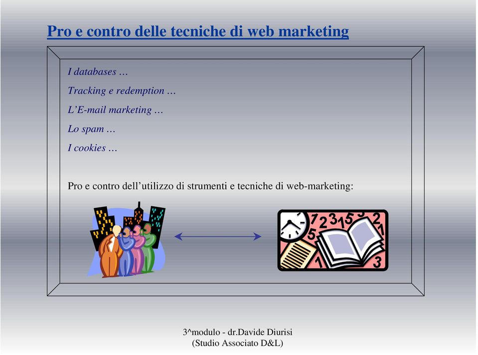 marketing Lo spam I cookies Pro e contro dell