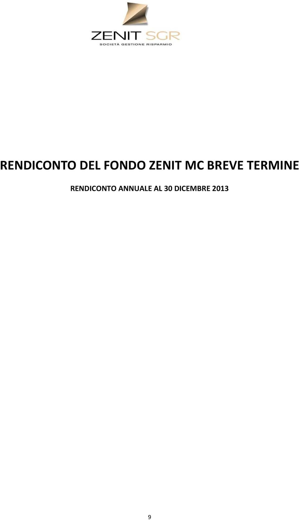 TERMINE RENDICONTO