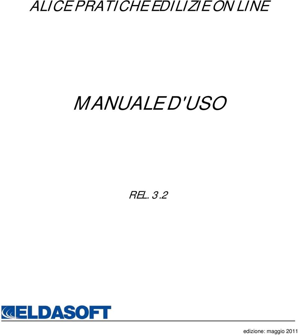 D'USO REL. 3.