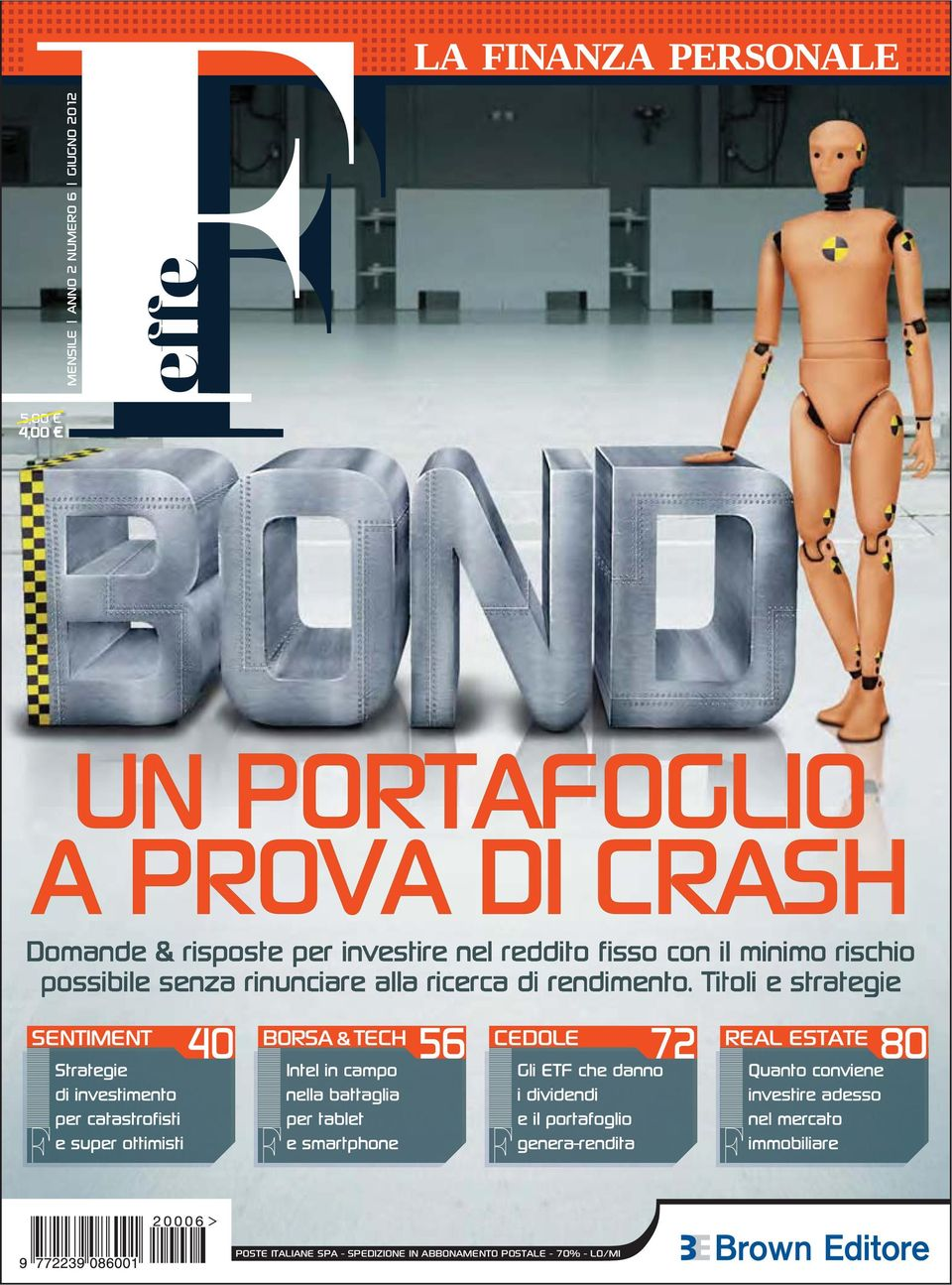 CRASH 40 56 72 80 POSTE ITALIANE SPA -