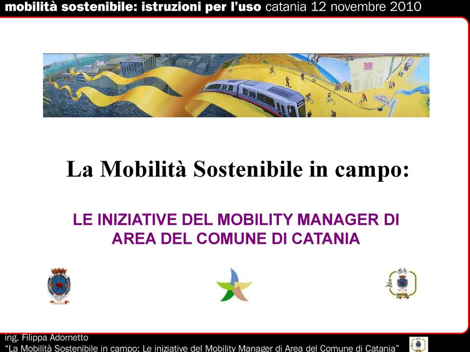 DEL MOBILITY MANAGER DI