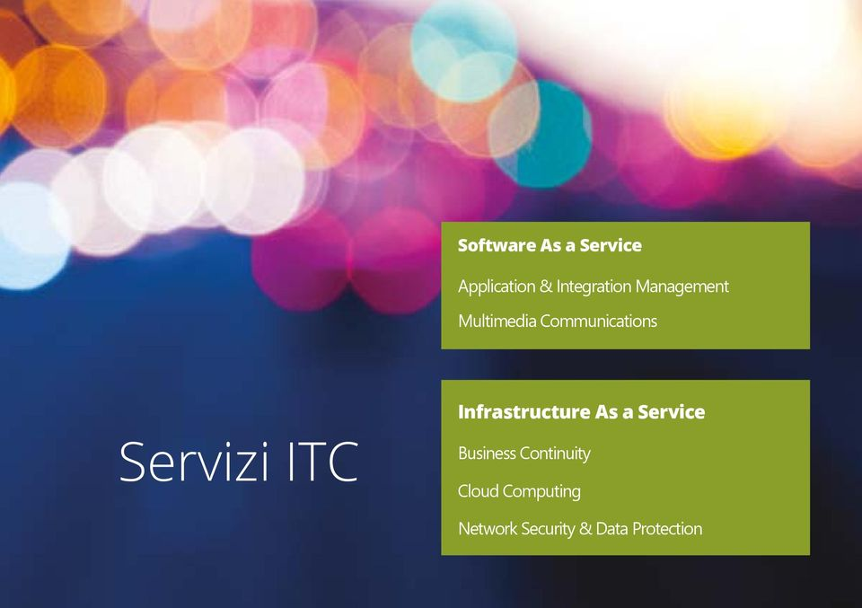Infrastructure As a Service Business Continuity