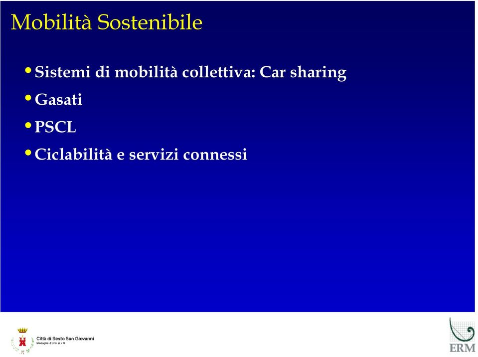 collettiva: Car sharing