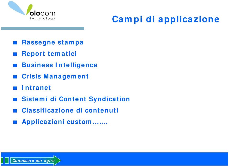 Management Intranet Sistemi di Content