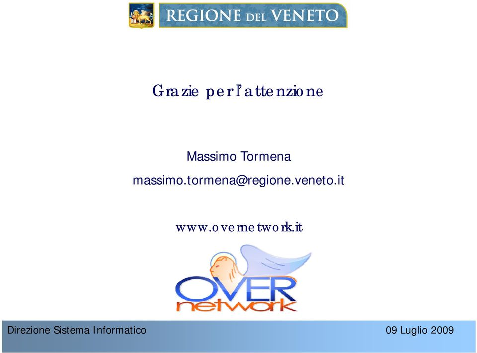 veneto.it i i www.overnetwork.
