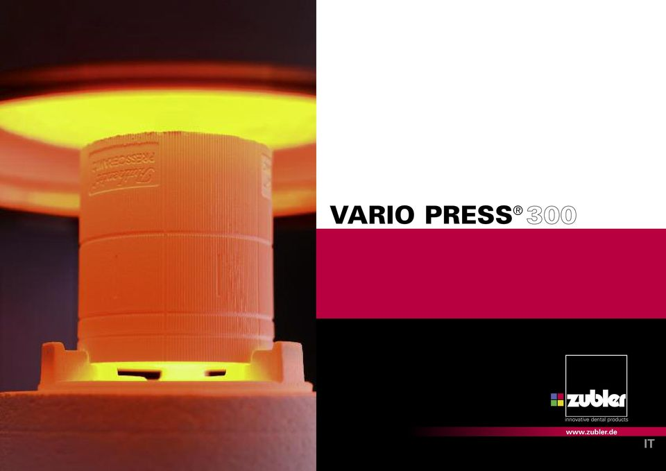 i-press Farbdisplay VARIO PRESS 300