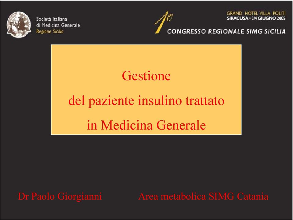 Medicina Generale Dr Paolo