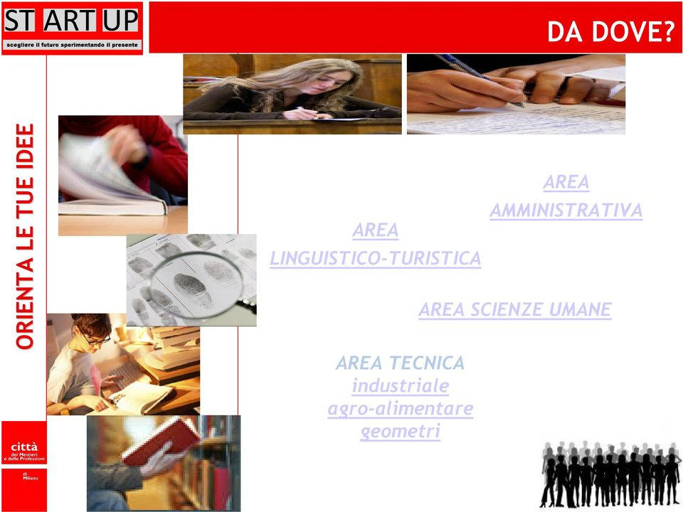 AREA TECNICA industriale