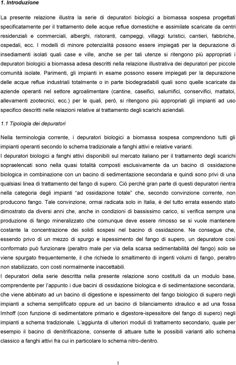 Web http pdf for Trattamento acque reflue domestiche