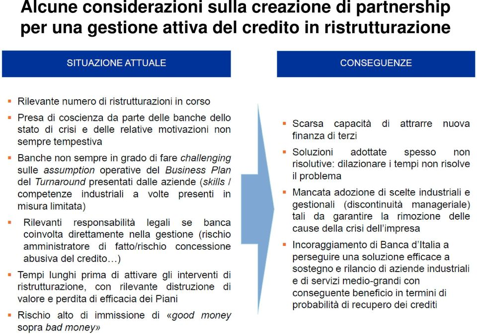 partnership per una