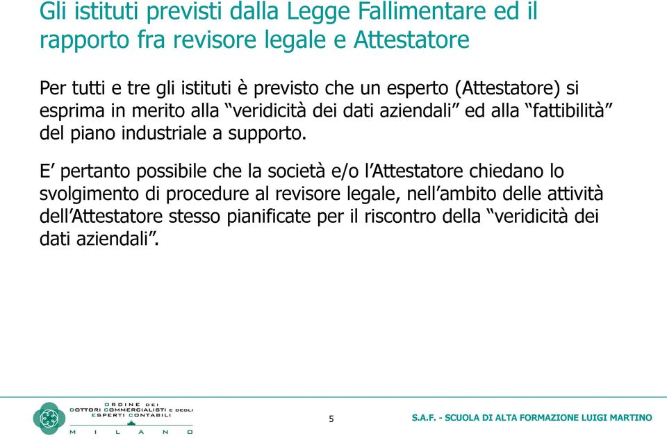 industriale a supporto.