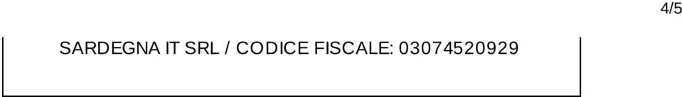 FISCALE: