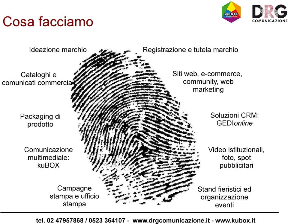 Registrazione e tutela marchio Siti web, e-commerce, community, web marketing