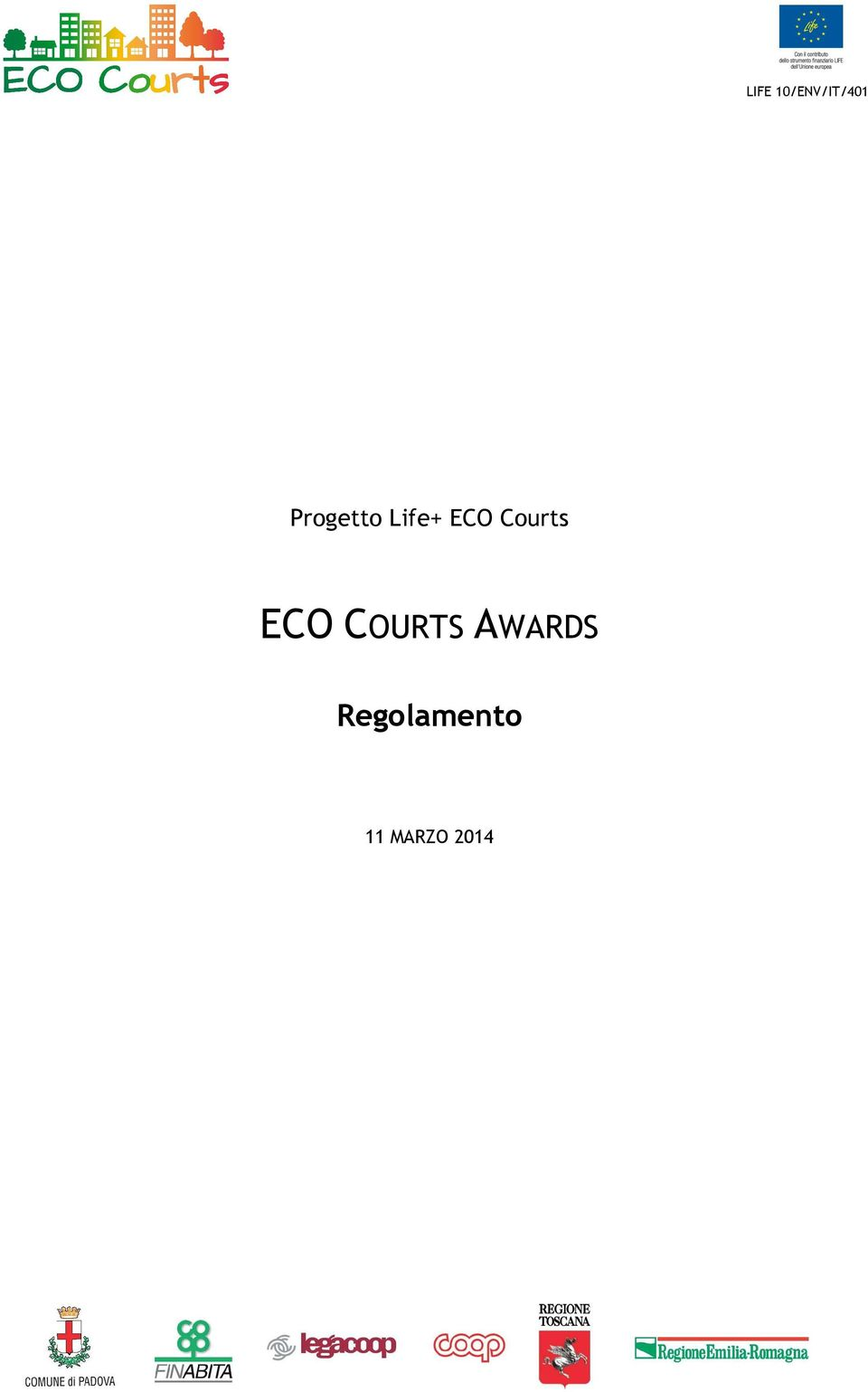 COURTS AWARDS