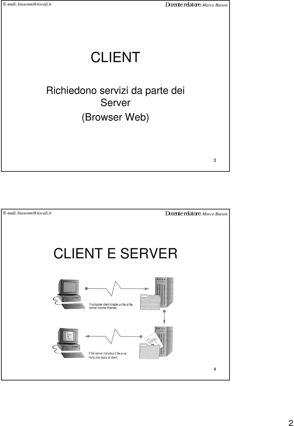 Server (Browser Web)