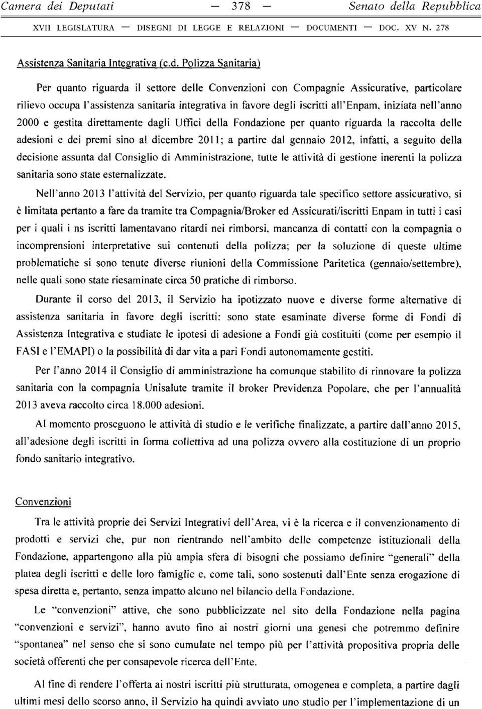 lla Repubblica Assistenza Sanitaria Integrativa ic.d.